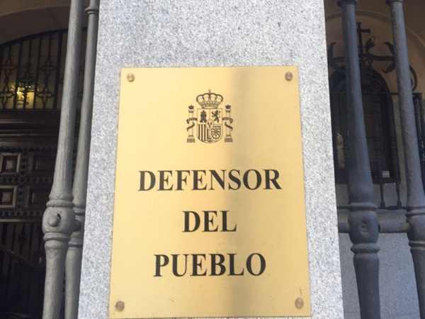 La defensora del pueblo denuncia ante la fiscal a a los for Oficina del defensor del pueblo