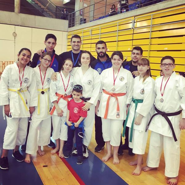 Foto cedida por Karate Central